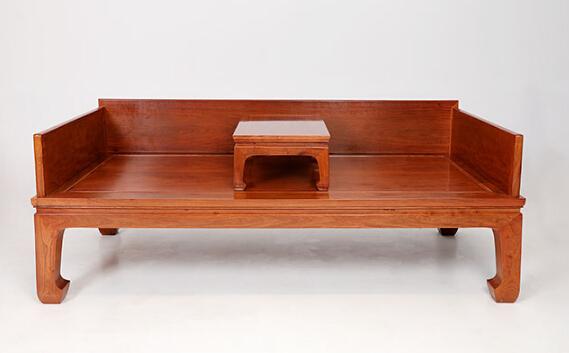 红木家具价格_缅甸花梨三围独板马蹄足罗汉床价格多少?
