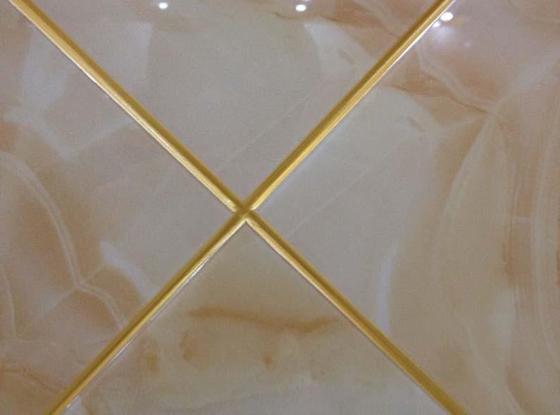 装修时如何处理瓷砖缝隙