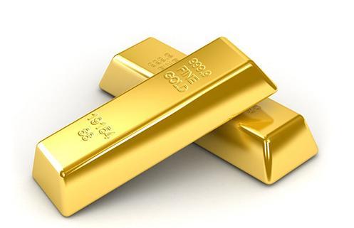 美元指数走楔形整理 国际黄金维持震荡