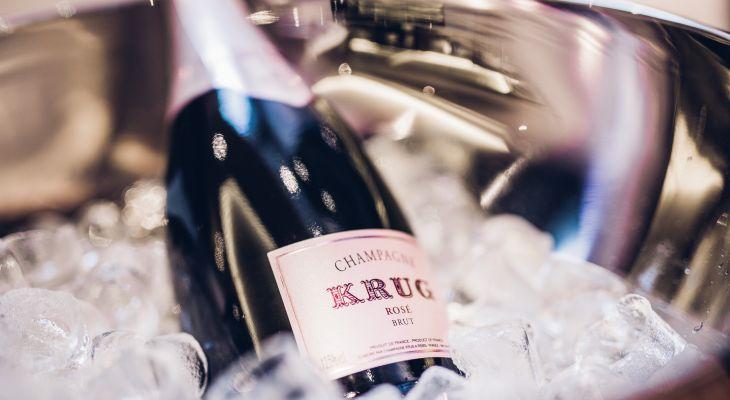 库克香槟第21版陈年桃红香槟(Krug Rose 21eme Edition)于近日上市