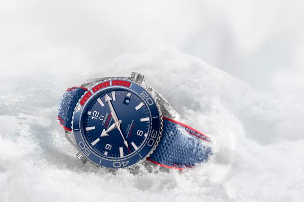 欧米茄(OMEGA)担任平昌冬季奥运会的正式计时