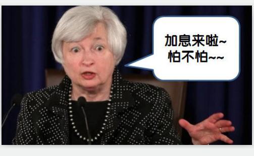 """再见耶伦!FOMC声明惊现重大变化 美元""""上蹿下跳"""""""