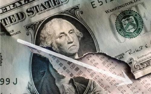 美元遭五大利空暴击跌至三年低位 非美货币借势反弹