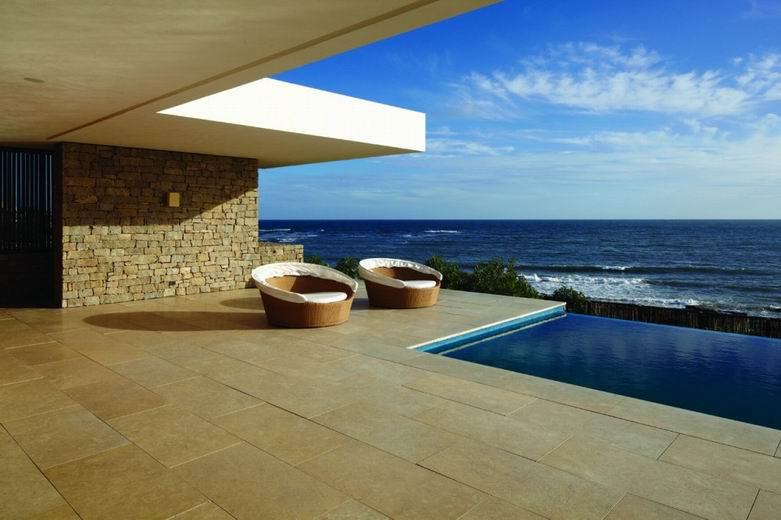 Buenos Mares豪宅:面向大海西边能欣赏到每日的日落