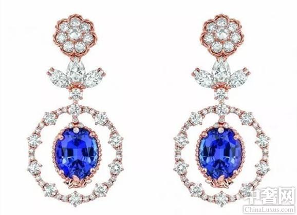 迪奥推出全新 Dior à Versailles 2018 Pièces Secrètes顶级珠宝系列
