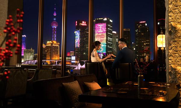 上海万达瑞华酒店将于2018年2月14日为情侣们打造浪漫情人节体验