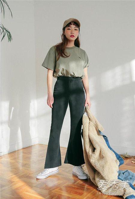 小腿粗穿什么裤子好看 阔腿裤和喇叭裤是首选