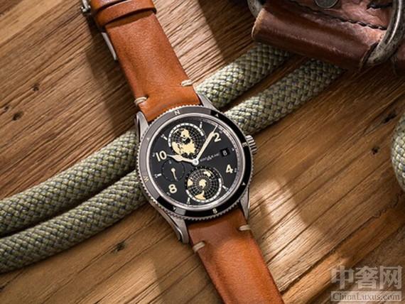 万宝龙推出一款名为1858 Geosphere的高级手表
