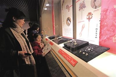 黄贤军收藏视野下的温州古代金银饰品展开幕