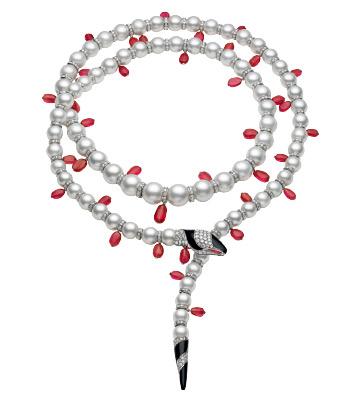 珍珠珠宝开启了打破桎梏的全新趋势