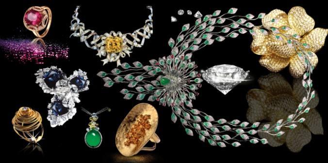彩色珠宝价格攀高 拍卖市场回暖气息清晰可闻