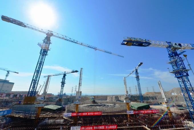 中俄发展核能 红沿河核电站去年上网电量218.6亿千瓦时