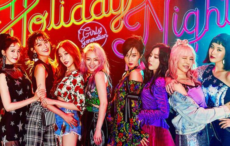 韩国女团少女时代《Gee》MV点击量破2亿