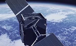 我国首颗私人卫星上天