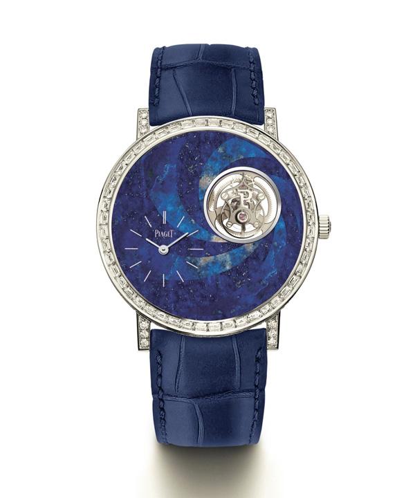 Piaget伯爵隆重推出日内瓦国际高级钟表展全新腕表