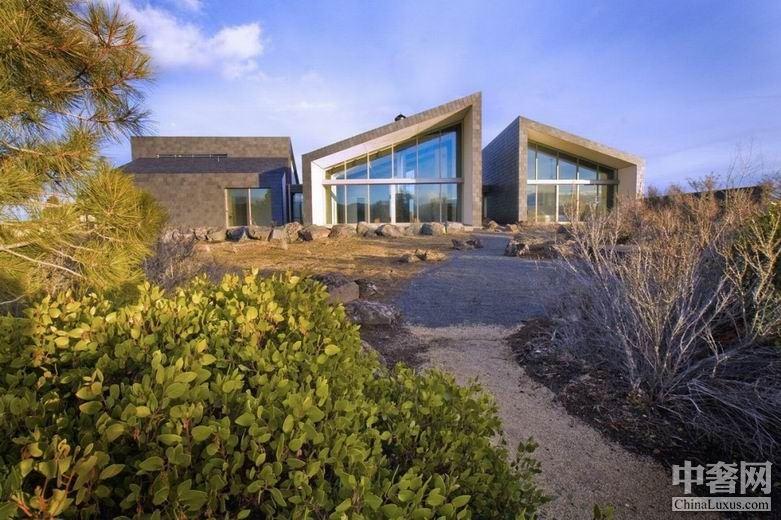Fox豪宅:一个耐用而且节能高效的住宅