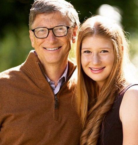 世界第一白富美恋爱 她就是微软帝国的公主!