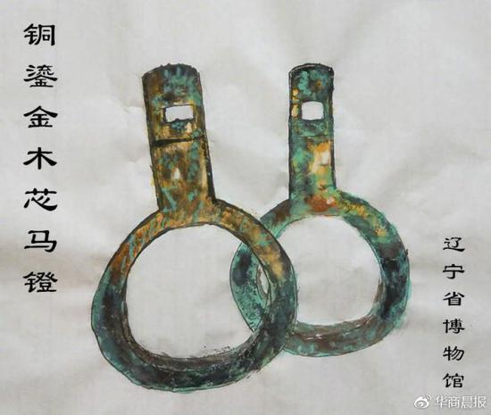 大学生手绘国画版《国家宝藏》 被保送到中国人民大学研究生