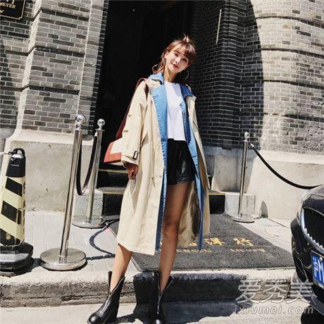 米色风衣里面搭配什么 七种搭配每天不重样