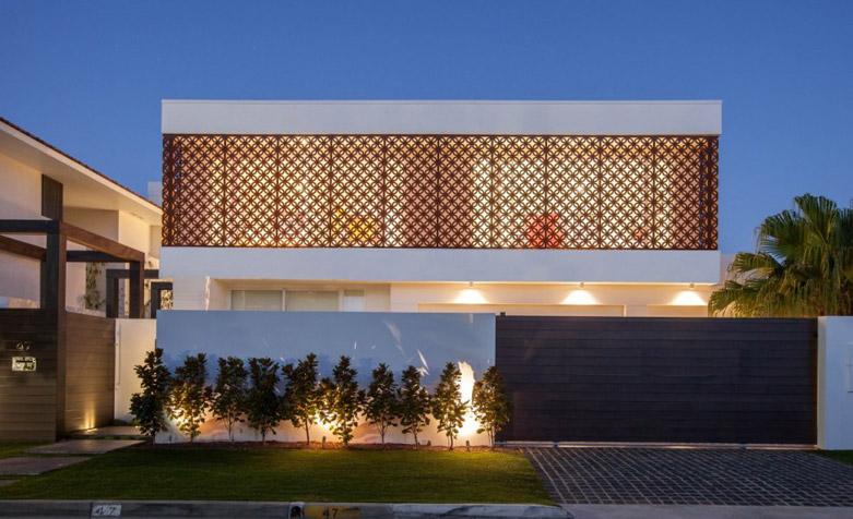 海滨长廊墅Promenade Residence豪宅:一幢位于澳大利亚昆士兰州的住宅