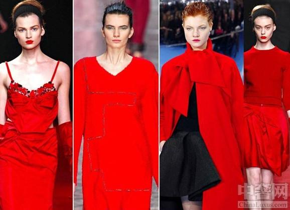 过年穿红会很土吗?今年的流行色就是红色