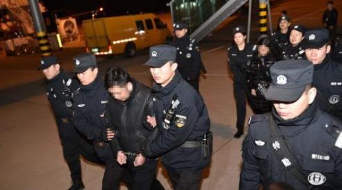 福建夫妇非法吸储3.9亿元 潜逃至越南被警方押回
