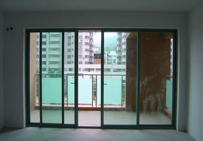这样安装阳台推拉门让家更时尚