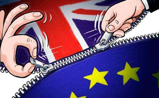 """英国脱欧过渡期协议遭欧盟""""加价"""" 英镑怎么办?"""