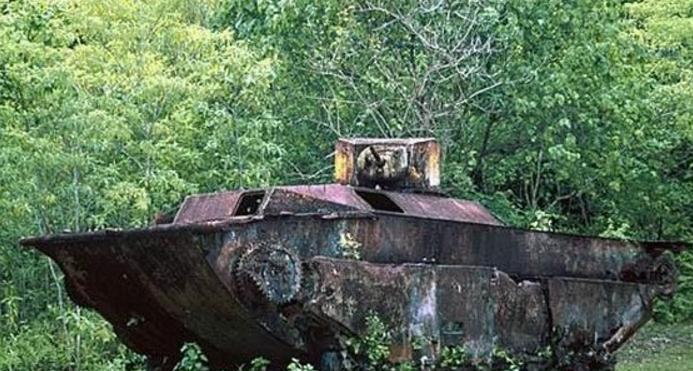 贝里琉岛争夺战:比硫磺岛战役还要惨烈