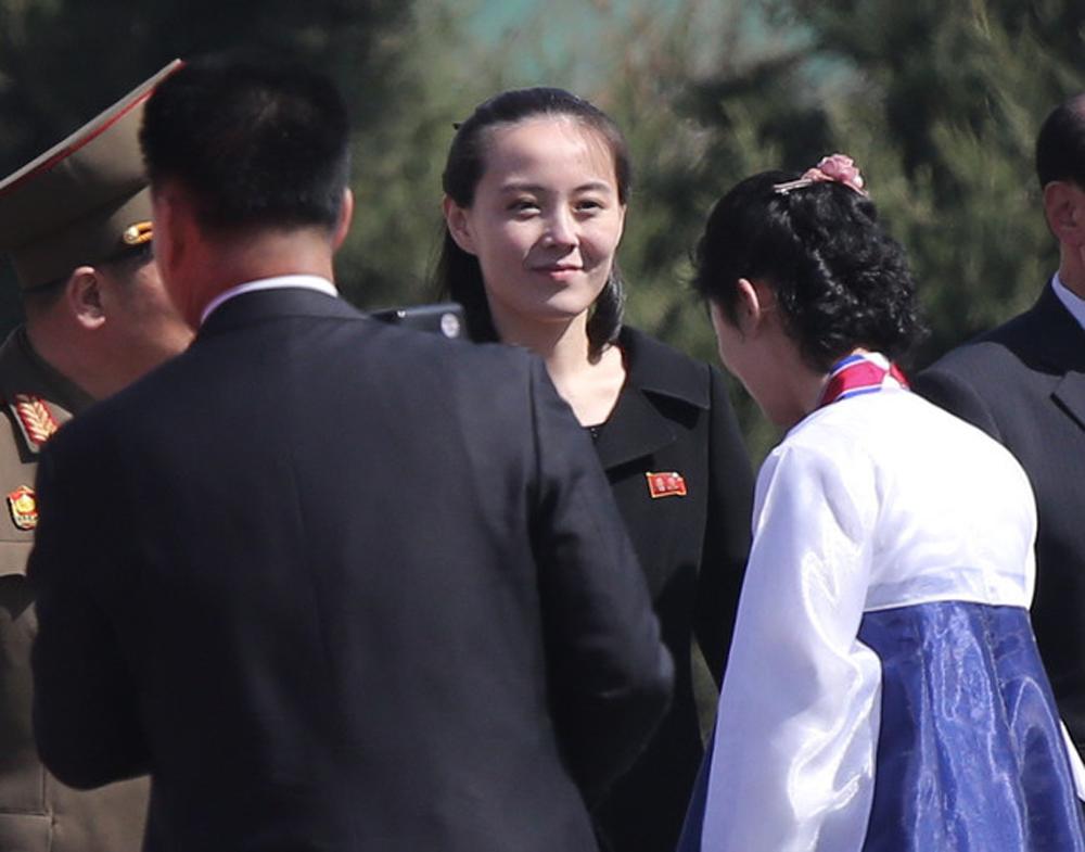 金正恩胞妹将参加冬奥会 系朝鲜金氏家族首次踏上韩国土地