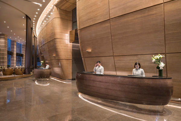 上海安曼纳卓悦酒店 为周边新兴的商圈再添强劲动力
