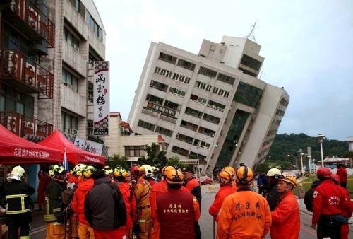 看台湾学者如何分析花莲地震