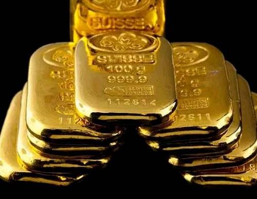 2017年全球黄金投资需求下跌23%