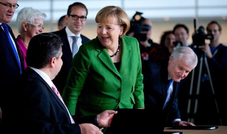德国组阁谈判终落定 纸爱博体育世界杯狂刷近两年低位