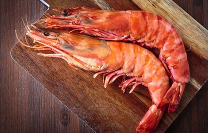 虾是心脏和血管的保护伞 补充人体所需蛋白