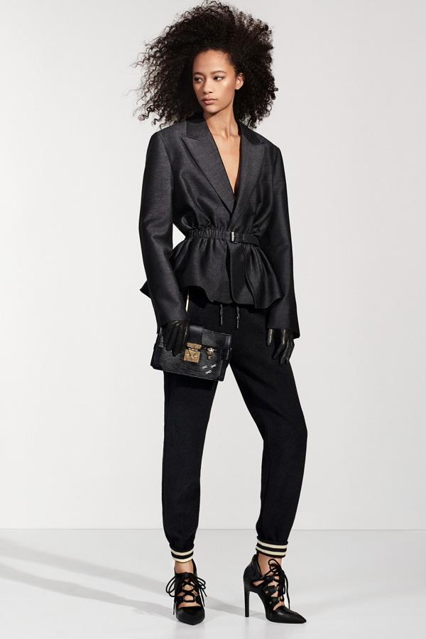Louis Vuitton(路易威登)释出2018早秋系列LookBook