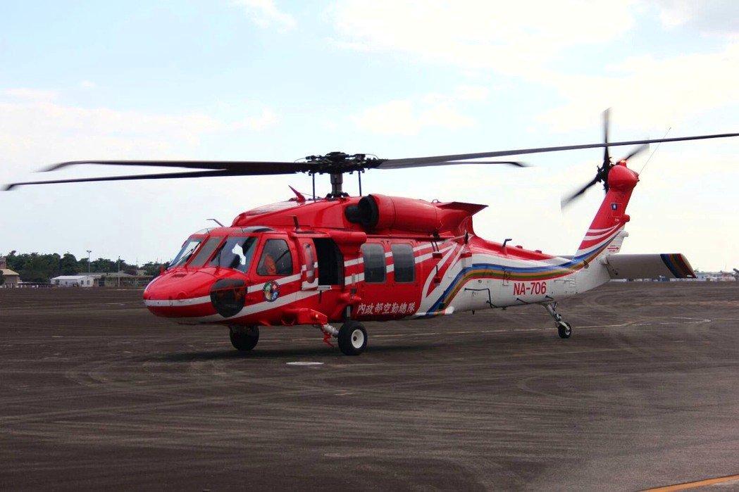台最强救援直升机疑坠海 成军典礼或后延