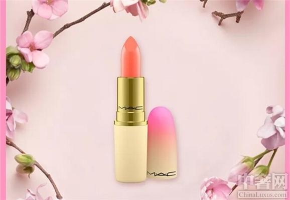 Mac新年桃情蜜意 新的色号带着无限的美好愿望为你开运