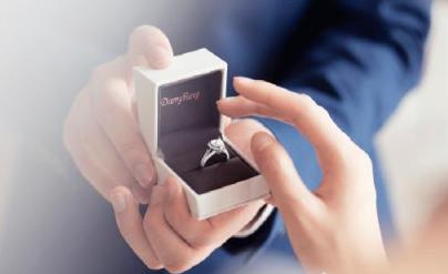 DR求婚钻戒多少钱