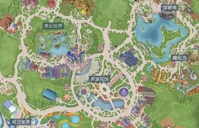 上海迪士尼乐园游玩尽兴攻略