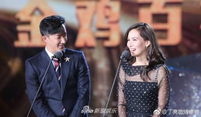 韩庚生日当天认爱卢靖姗 两人结缘于去年9月的金鸡百花奖颁奖礼