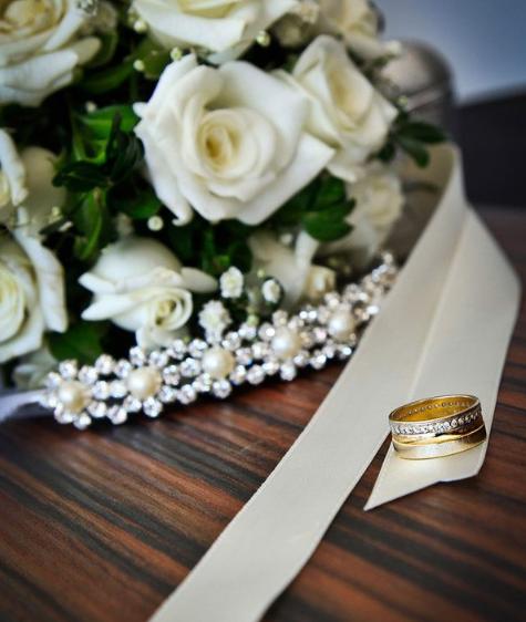 婚礼上婚戒不翼而飞 几条婚礼时保管珠宝的小贴士包你安全妥妥的