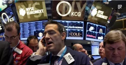 美国三大股指全面暴跌 到底发生了什么?