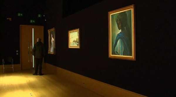 """""""非洲的蒙娜丽莎""""《图图》时隔40年月底拍卖 估价200万"""