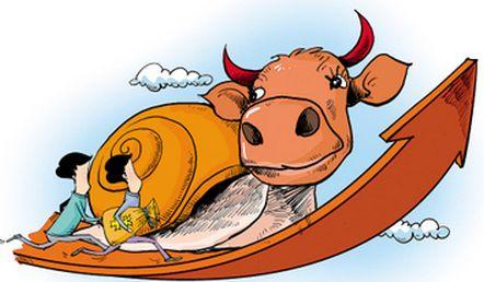 盘点2月9日A股市场四大牛股与四大熊股