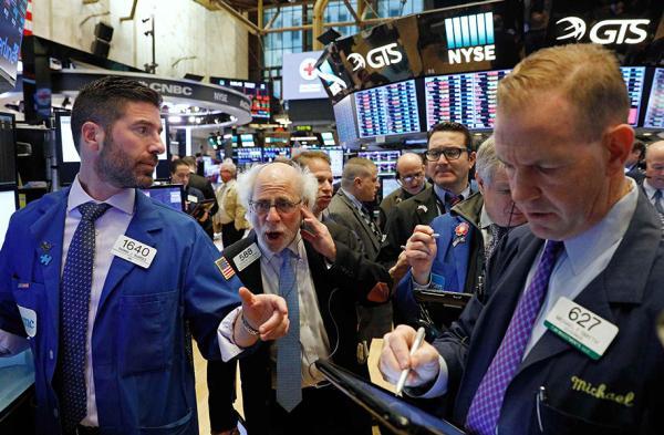 白宫回应美股再度暴跌:特朗普关心的是长期经济指