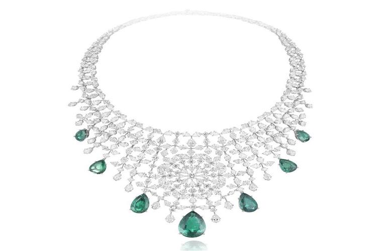 萧邦珠宝Precious Chopard高级珠宝系列新一季作品_珠宝图片