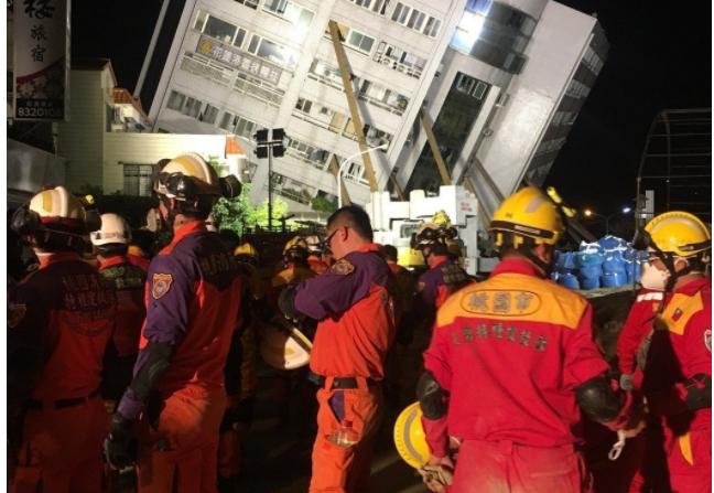 今日台湾地震最新消息:失联北京一家五口地震前临时换旅馆