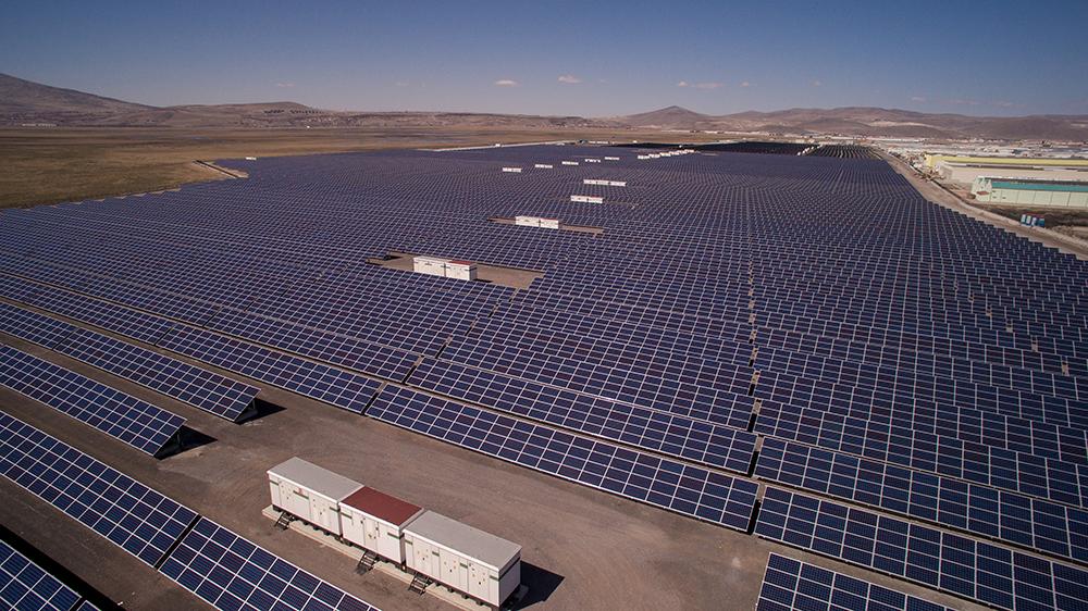 2017欧洲新增太阳能光伏容量8.61GW 土耳其领跑