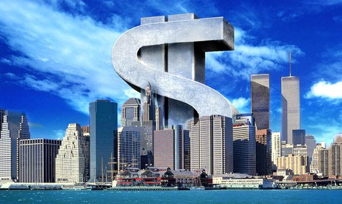 """全球市场""""哀鸿遍野"""" 美元抢镜非美货币遭殃"""